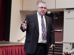 Dr. Russell Kashian, Professor at UW-Whitewater