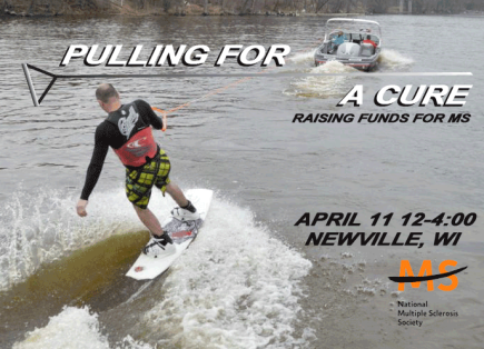 Pulling for A Cure - Ski Event for MS on Rock River @ Anchor Inn | Edgerton | Wisconsin | United States